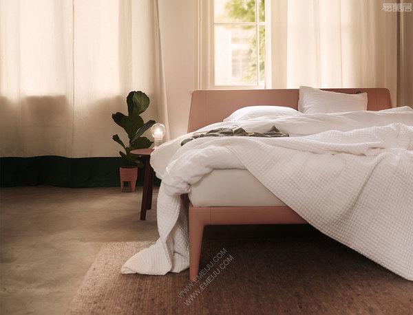 荷兰家具品牌Auping为每间卧室带来宁静
