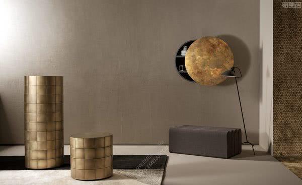 神秘而令人印象深刻,家具设计师品牌DE CASTELLI