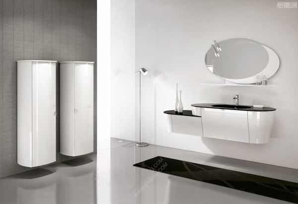 意大利卫浴品牌BMT营造出迷人的风格