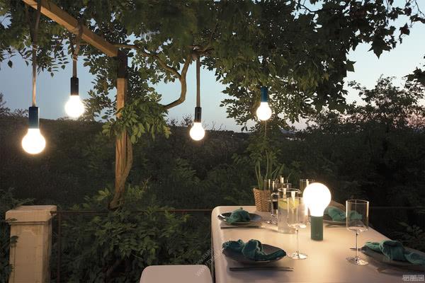 照明的精髓,法国灯饰品牌Fermob