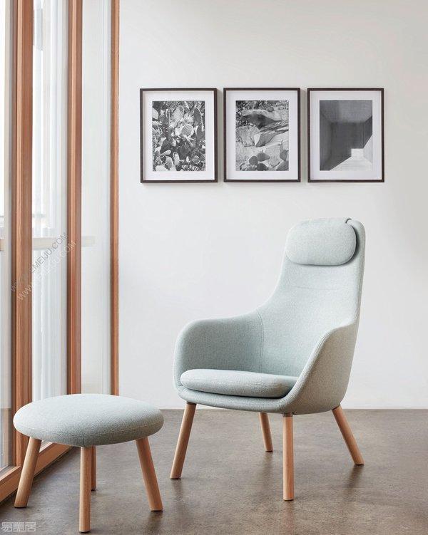 低调却不失美感的设计,瑞士家具品牌Vitra
