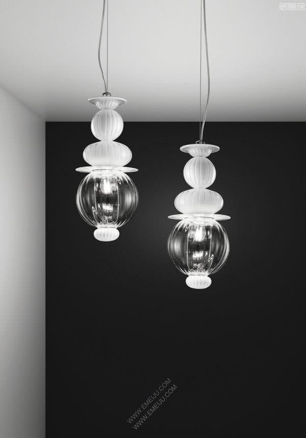 意大利灯饰品牌Sylcom唤起优雅的气息
