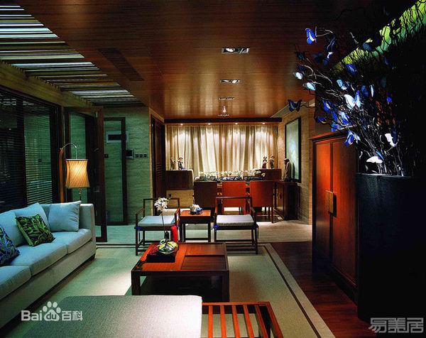 中国十大高端住宅设计师:刘卫军