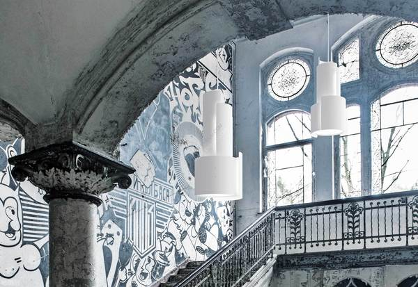 丹麦灯饰品牌Louis Poulsen:优美的光影互动