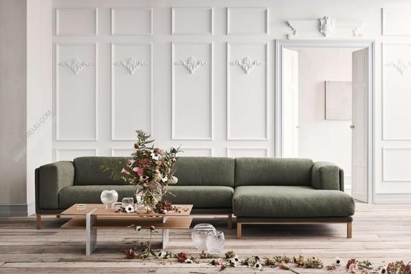 丹麦家具品牌Bolia:耐用性和美感之间的相互作用