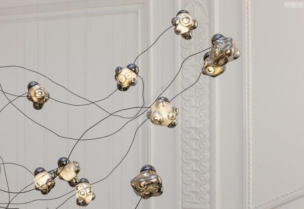 释放无限想象力的加拿大灯饰品牌BOCCI