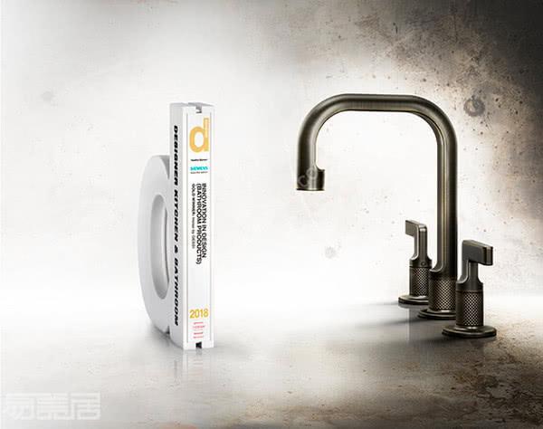 风靡全球的意大利顶级浴室品牌捷仕GESSI的Inciso系列又得奖啦!