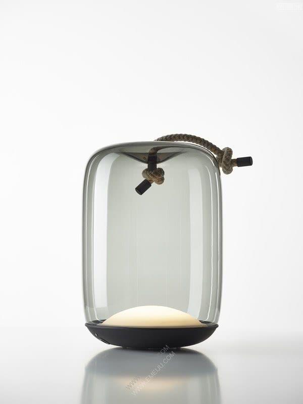 精致而灵活的光源,捷克灯饰品牌Brokis