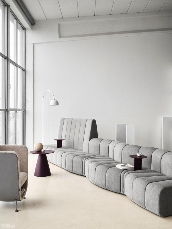 设计师家具品牌Blå Station给你一个放松的空间