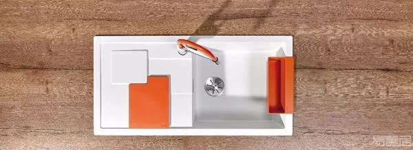 品质传承,德国厨卫品牌铂浪高BLANCO用心缔造专属于你的个性厨房