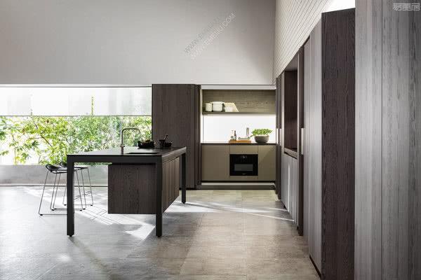 集功能与技术于一身的意大利厨房品牌Dada