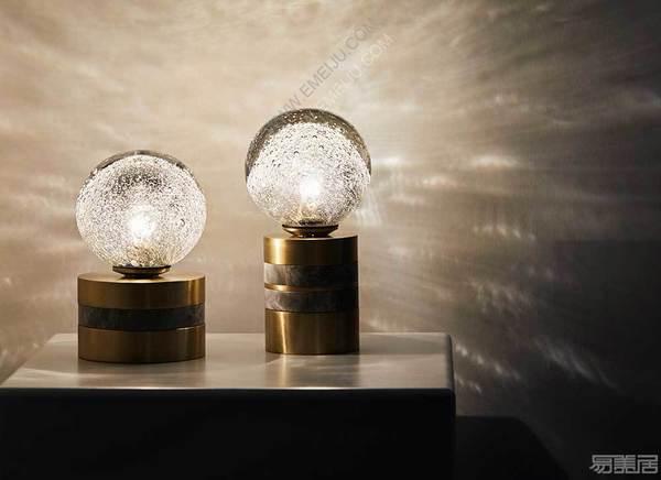 唤起了富裕和优雅的澳大利亚灯饰品牌Articolo
