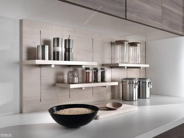 Salice萨郦奇五金,展现个性化厨房的意大利五金品牌
