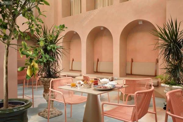 意大利家具品牌PEDRALI将经典环境与现代影响完美融合