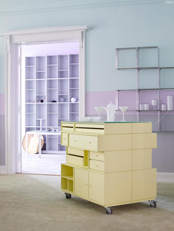 MONTANA家具,丹麦家具行业的领导品牌