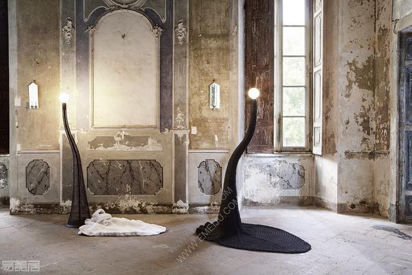 意大利灯饰品牌Fisionarte唤起古老的故事
