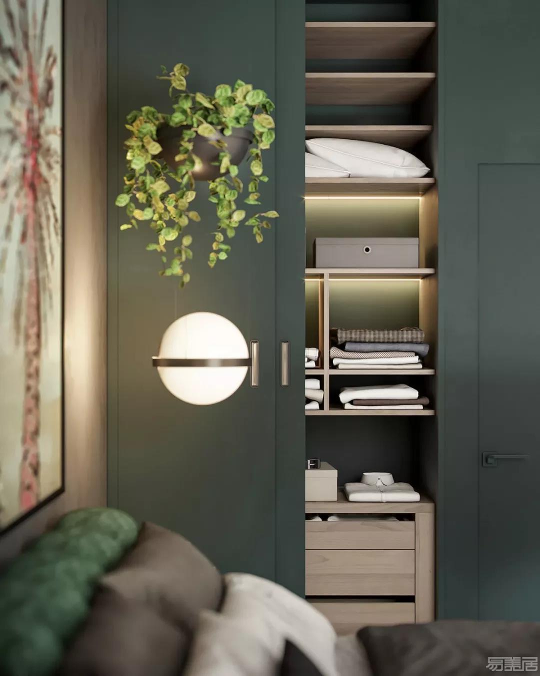 室内设计:房屋装修遇上绿植