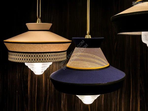 意大利灯饰品牌Contardi:明亮的色彩,换发无限活力