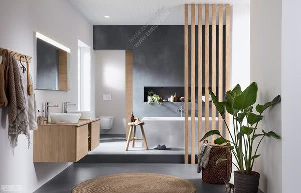 设计师卫浴品牌Duravit德立菲:优质的产品和精致的设计