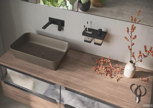 提供最大设计自由度的意大利卫浴品牌Inda