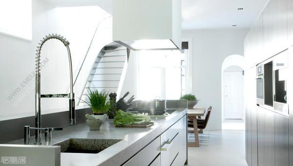Dornbracht当代卫浴,德国卫浴品牌的精巧设计