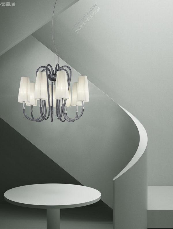 灯饰设计师品牌Sylcom的精致魅力