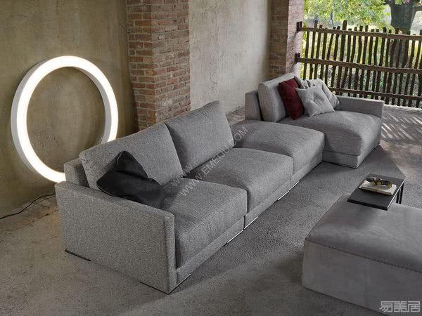 意大利家具品牌Flexstyle创建充满趣味的空间