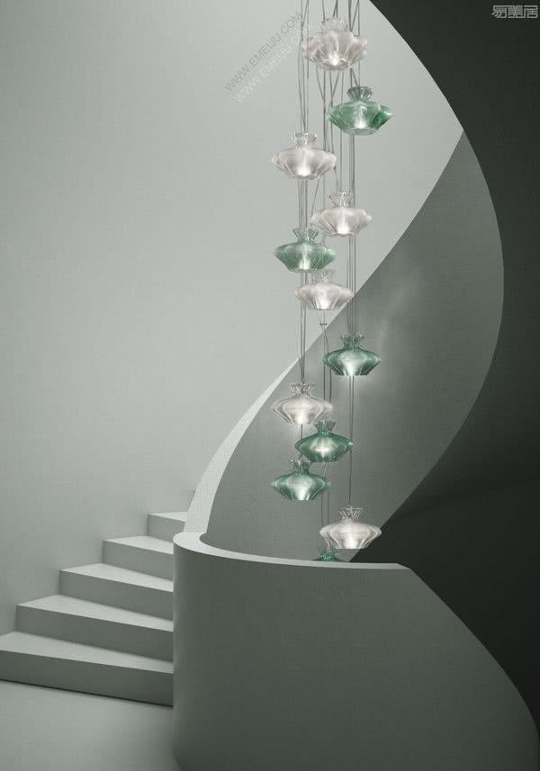 意大利灯饰品牌Sylcom:卓越的工艺