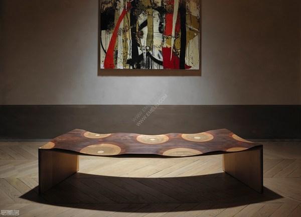 温暖和优雅的重新诠释,意大利家具品牌Casamania&Horm