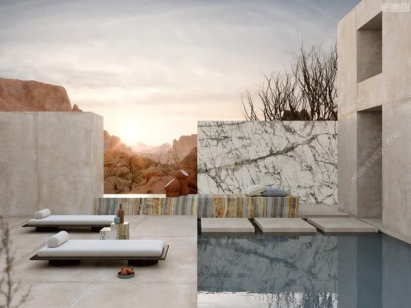最新大理石瓷砖设计新趋势,永恒而优雅的魅力