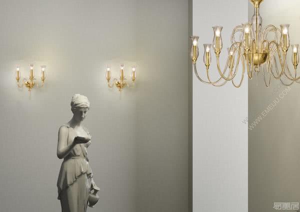 意大利灯饰品牌Sylcom诠释新的经典之美