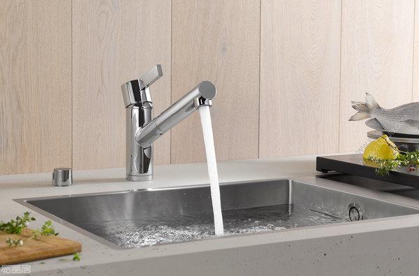 Dornbracht当代卫浴,德国卫浴品牌简单又实用的设计