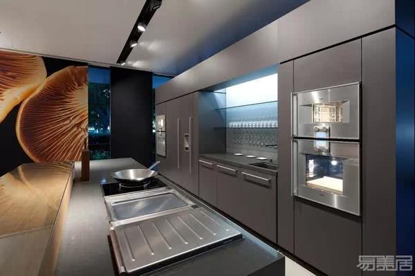 德国厨电品牌GAGGENAU嘉格纳:厨房电器中的神级贵族
