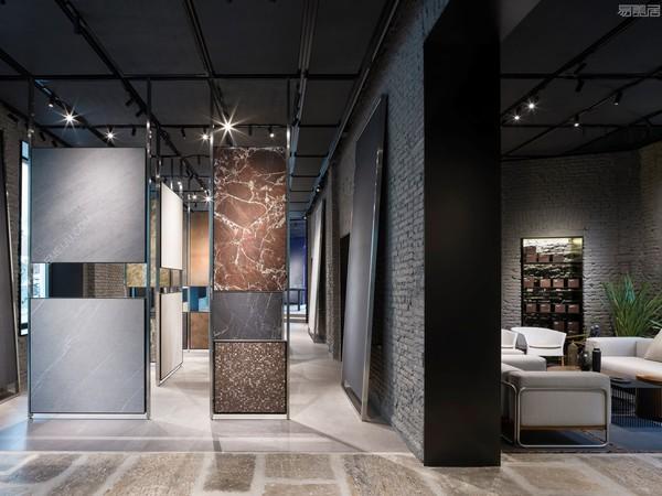 一起来参观意大利瓷砖品牌Atlas Concorde的米兰新展厅!
