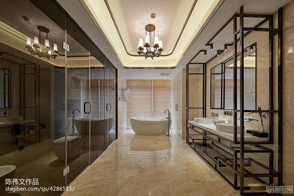 高级室内建筑师:陈伟文