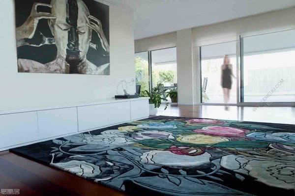 真正的地板艺术,西班牙地毯品牌NOW Carpets