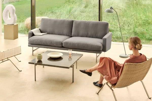 丹麦家具品牌Fritz Hansen为日常生活增添健康舒适感