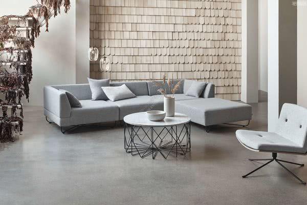 为空间带来愉悦气氛的丹麦家具品牌Bolia