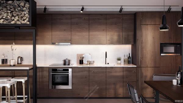 紧凑生活空间的理想选择,美国厨房品牌KOVA