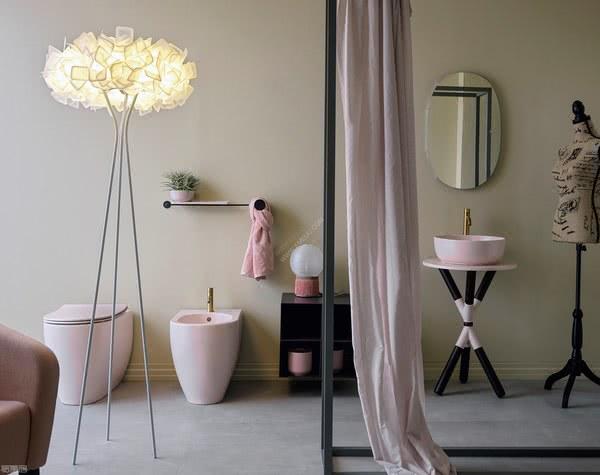 满足不同的品味与需求的意大利卫浴品牌SCARABEO斯卡拉贝欧