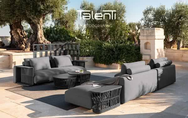 意大利家具品牌Talenti:经典的设计特色