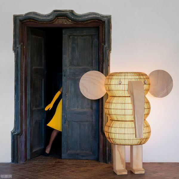 西班牙灯饰品牌LZF,有趣的动物雕塑灯饰