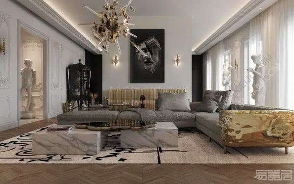 葡萄牙家具品牌Boca Do Lobo倾力打造百万豪宅