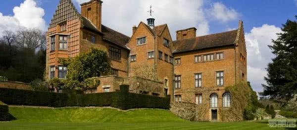 建筑细节里的历史温度,英国五金品牌福卡仕Focus SB与丘吉尔故居
