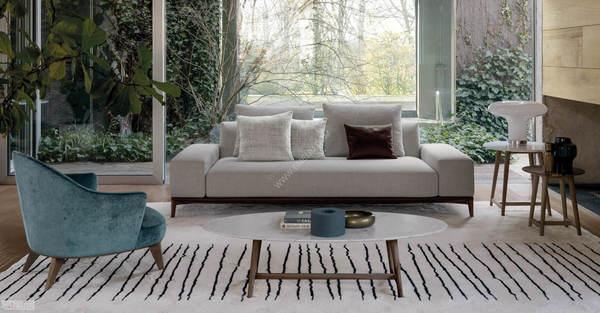 传达了美丽和优雅的意大利家具品牌DÉSIRÉE DIVANI