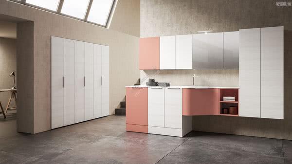 创造出优雅且多功能空间的意大利卫浴品牌Mobiltesino