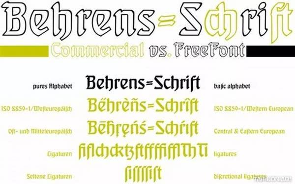 德国现代设计之父:Peter Behrens