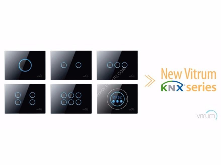 设计选材 VITRUM家居控制系统新系列KNX:全球最常
