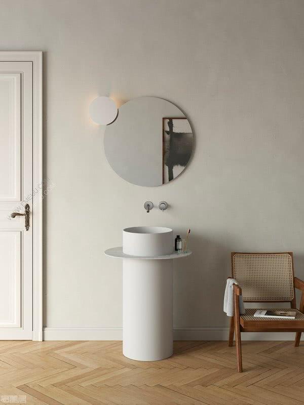 意大利卫浴品牌Rexa Design,提供全新的用户体验