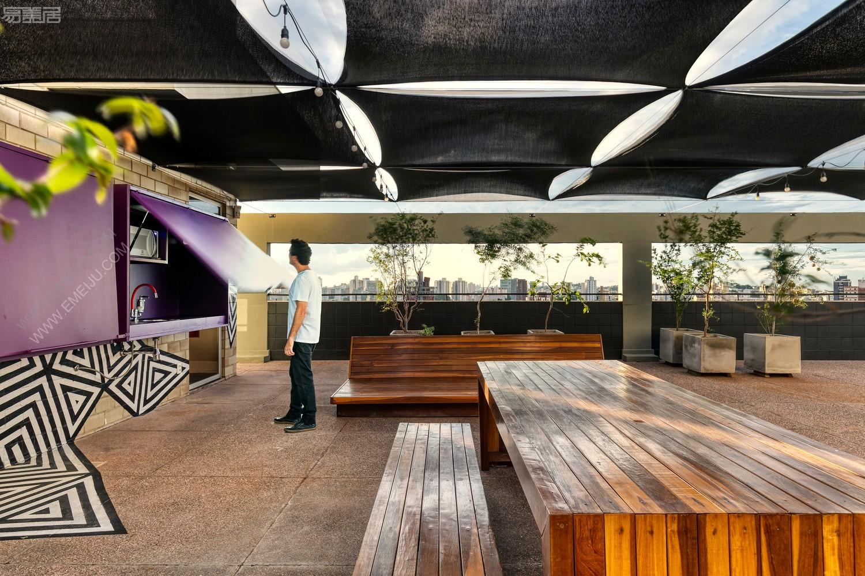 充满个性的办公空间设计,提高员工创作力,办公空间设计,室内设计
